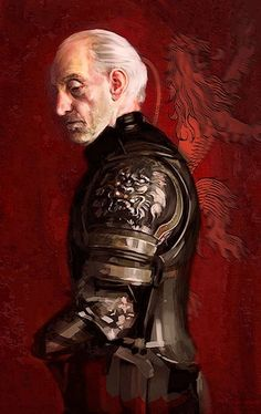 Tywin Lannister - Game of Thrones - Lord of Casterly Rock, Shield of Lannisport, and Warden of the West