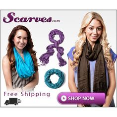 Scarves.com : 35% off + Free S/H on any order http://www.mybargainbuddy.com/scarves-com-35-off-any-order