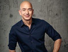 Bezos se torna pessoa mais rica do mundo - EExpoNews The Black Swan, Dairy Queen, Bill Gates, Cloud Computing, Grace Kelly, Preston, Donald Trump, Amazon Stock, Richest In The World