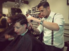 Barber Shop Corte mujer