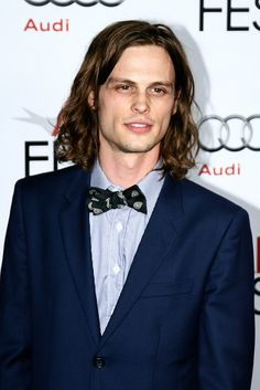 Matthew Gray Gubler - AFI Fest 2009 by modenadude, via Flickr