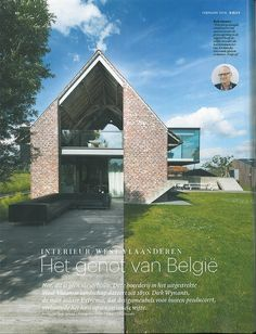 Eigen Huis & Interieur | Walrus | Our Stories | Extremis