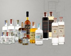 St.George's Spirits.... Some of the most well-respected and highly praised spirits on the market today