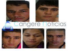 A Polícia Militar prende cinco traficantes da mesma quadrilha em Campos Gerais