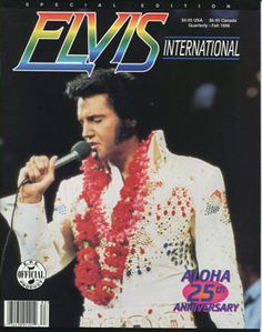 Elvis International - 1998/4 (Fall)