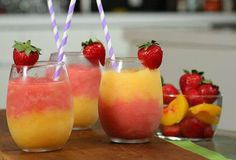 Wine Slushies - 2 ways
