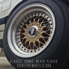 "15"" BBS RS Bbs Wheels, Smart Car, Jdm Cars, Porsche, Gold, Cars, Wheels, Porch, Yellow"