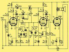 wzmacniacz pcl86 schemat schematy tube amplifier. Black Bedroom Furniture Sets. Home Design Ideas