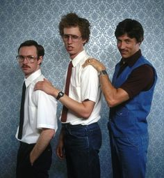 Kip Dynamite, Napoleon Dynamite, and Uncle Rico...every rape begins with a hand on the shoulder...or the ass