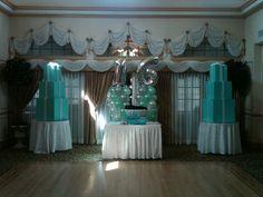 Tiffany Theme boxes lg to small Tiffany Sweet 16, Tiffany Blue Party, Tiffany Blue Weddings, Tiffany Theme, Tiffany & Co., Tiffany Wedding, Sweet 16 Themes, Sweet 16 Decorations, Wedding Decorations