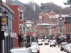 Main Street, Galena, Illinois