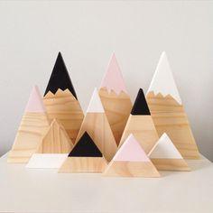 Wooden Crafts, Wooden Diy, Diy And Crafts, Wooden Baby Toys, Wood Toys, Ideias Diy, Diy Holz, Baby Blocks, Kids Wood