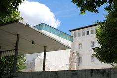"""""""CONTRASTES"""" Museo de Arte Contemporáneo Español - Patio Herreriano, Valladolid."""
