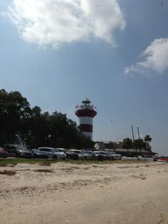 Completed in 1970, the Harbour Town Lighthouse is a 90-foot, red-and-white striped lighthouse on Hilton Head Island. Visitors can climb to the top of the lighthouse and explore the Harbour Town Lighthouse Museum and buy a souvenir the Top of the Lighthouse Shop. 149 Lighthouse Rd, Hilton Head Island, SC 29928 http://www.harbourtownlighthouse.com/