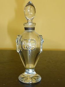 Christian-Dior-Diorissimo-Collectible-Perfume-Bottle-with-Glass-Stopper-4-5