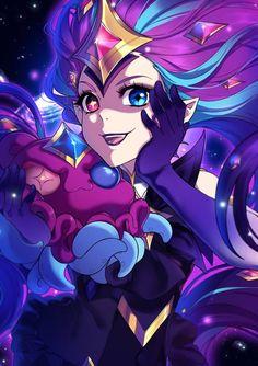zoe starguardian by MaiuLive on DeviantArt - League of Legends Lol League Of Legends, Anime Fantasy, Fantasy Art, Final Fantasy, Liga Legend, Anime Stars, Digital Art Anime, Fanart, Anime Base