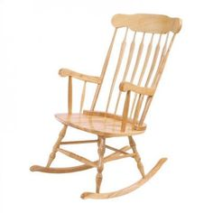 KidKraft Adult Rocking Chair in Natural - 18171