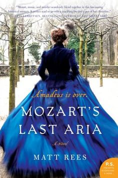 Historical fiction about Mozart's cause of death.