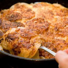 Here's another of my favorite Easter recipes from my holiday cookbook that came out last fall. Wanted to share today in case you needed a last minute Easter recipe! I love drop biscuits. My grandmo...