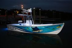 Guy Harvey Boat Wrap