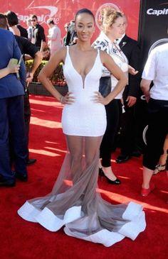 Draya Michele 2014 ESPYS - Arrivals