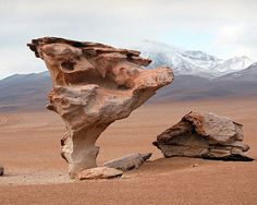 Sometimes nothingness is important to have around - ATACAMA Desert in Chile..