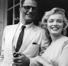 Monroe converted to Judaism after marrying playwright Arthur Miller.   18 Things You Might Not Know About Marilyn Monroe