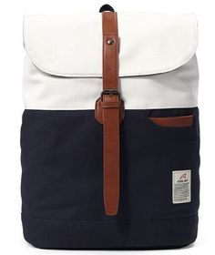 Canvas retro backpack rucksack batohy plecak mochila reppu laukku  41 30 16cm - TMACHE 2a3ea159d2