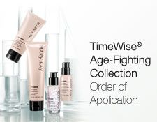 Are you an Ultimate TimeWise girl? check out the Order of Application  Contact me. Please RT