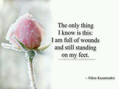 it is amazing the resiliency of the human spirit...
