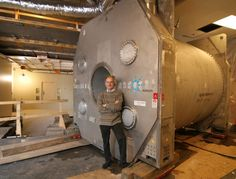 World's largest imaging magnet arrives at the U of M's Center for Magnetic Resonance Research - Health Talk