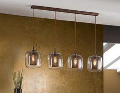 Lámparas de techo : Modelo FOX 4 Luces