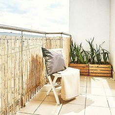 Kolejny szybki i niedrogi homestaging balkonowy;) #nieruchomości #realestate #balcony #relax #homestaging #warszawa #mieszkaniawarszawa #szybkasprzedaz