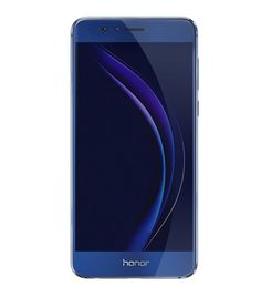 Honor 8 Smartphone 4G LTE, Display 5.2 pollici IPS LCD, Processore Octa-core HiSilicon Kirin 950, 32 GB Memoria interna, 4 GB RAM, Doppia Fotocamera 12 MP, Dual-NanoSIM, Blu