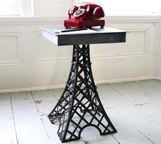 Eiffel Tower Table – $350