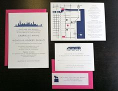 Chicago skyline invites