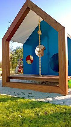 Modern house for children