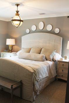 Coastal Living Ultimate Beach House in Rosemary Beach | neutral bedroom