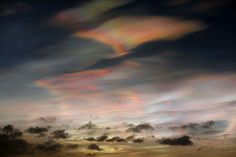 Rare Shimmering Rainbow Clouds Appear Over the U.K. http://news.nationalgeographic.com/2016/02/160203-nacreous-clouds-scottland-england-uk-rainbow-clouds-polar-stratospheric/?utm_source=Facebook&utm_medium=Social&utm_content=link_fb20160203news-clouds&utm_campaign=Content&sf20264140=1