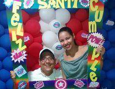Santiago's B-Day