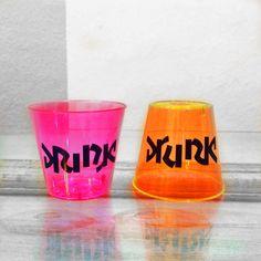 Drink - drunk shots