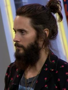 Jared Leto - El Hormiguero - Spain - 09/Nov/2017