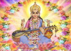 Goddess Lakshmi. India.