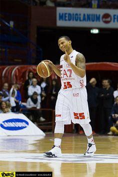 Basket Serie A EA7 Armani Milano - Vuelle Pesaro | D@SD@S