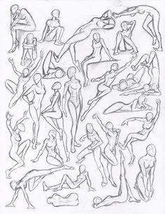 Imagen de body, art, and draw