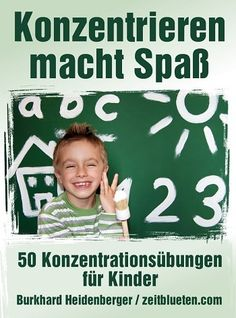 Simple & effective concentration exercises that children ☀ Einfache & wirkungsvolle Konzentrationsübungen, die Kindern Spaß machen & … ☀ Simple & effective concentration exercises that are fun for children & sustainably increase their concentration. Parenting Teens, Parenting Quotes, Parenting Advice, Single Parenting, Humour Parent, Citation Parents, Activity Board, Exercise For Kids, Kids Corner