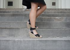 What I Wore vol. 8: dolce vita wedges