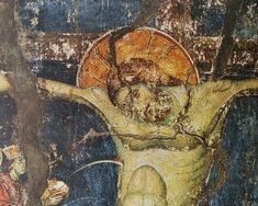 The frescoes of the cathedral Protata in Kars, Athos. Part IV Life Of Christ, Orthodox Icons, Fresco, Holi, Cathedral, Painting, Places, Byzantine Art, Fresh