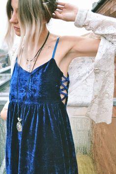 blue velvet:
