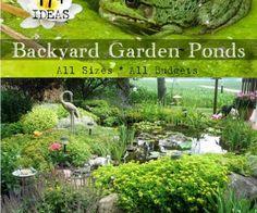 17+ Backyard garden ideas